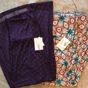 NWT Bundle LuLaRoe Maxi Skirts
